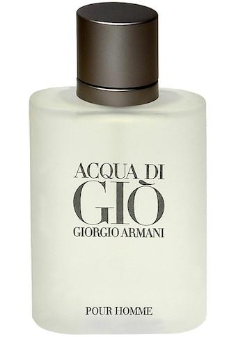 """Giorgio Armani Eau de Toilette """"Acqua di Gio"""" kaufen"""