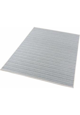 bougari Teppich »Caribbean«, rechteckig, 4 mm Höhe, Flachgewebe, In- und Outdoor... kaufen