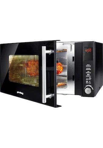 Privileg, Mikrowelle »4 - in - 1 Gerät«, Grill und Heißluft kaufen
