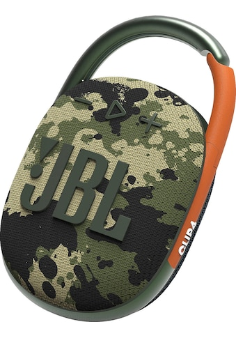 JBL »Clip 4« Portable - Lautsprecher (Bluetooth, 5 Watt) kaufen