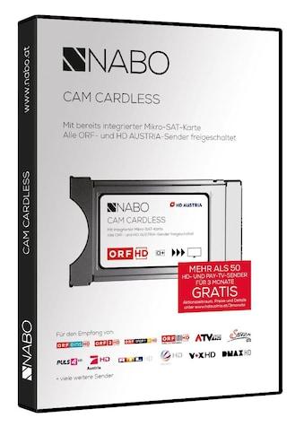 CAM Cardless CL Plus HD Austria, Nabo kaufen