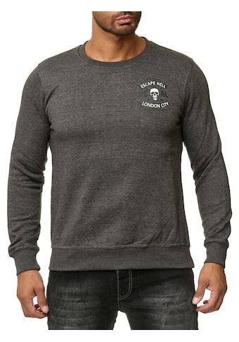 Rusty Neal Sweatshirt mit modischem Aufdruck kaufen