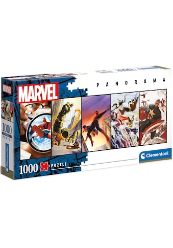 Clementoni® Puzzle »Panorama High Quality Collection - Marvel«, Made in Europe, FSC® -... kaufen
