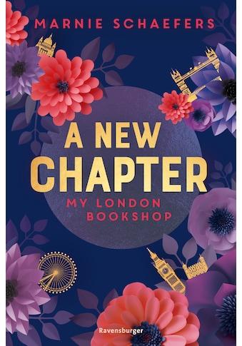 Buch »A New Chapter. My London Bookshop - My-London-Series, Band 1 / Marnie Schaefers« kaufen