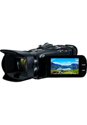 Canon Camcorder »Legria HF-G26 schwarz«, Full HD, 20x opt. Zoom kaufen
