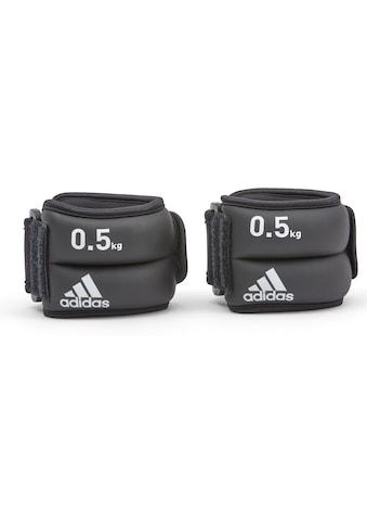 adidas Performance Gewichtsmanschette »Gewischtsmanschetten für Fuß- und Handgelenke«,... kaufen