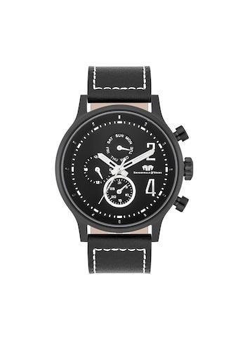 Rhodenwald & Söhne Multifunktionsuhr »RWS014«, (1 tlg.), Armband aus Echtleder kaufen