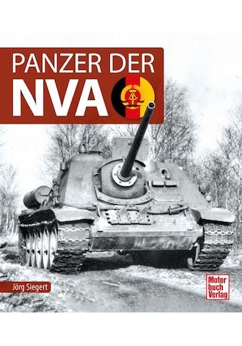 Buch »Panzer der NVA / Jörg Siegert« kaufen