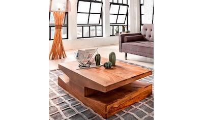 SIT Couchtisch »GOA«, mit 2 Ablagefächern kaufen