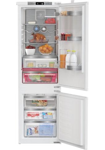 Grundig Einbaukühlgefrierkombination »GKNI 25742 FN« kaufen