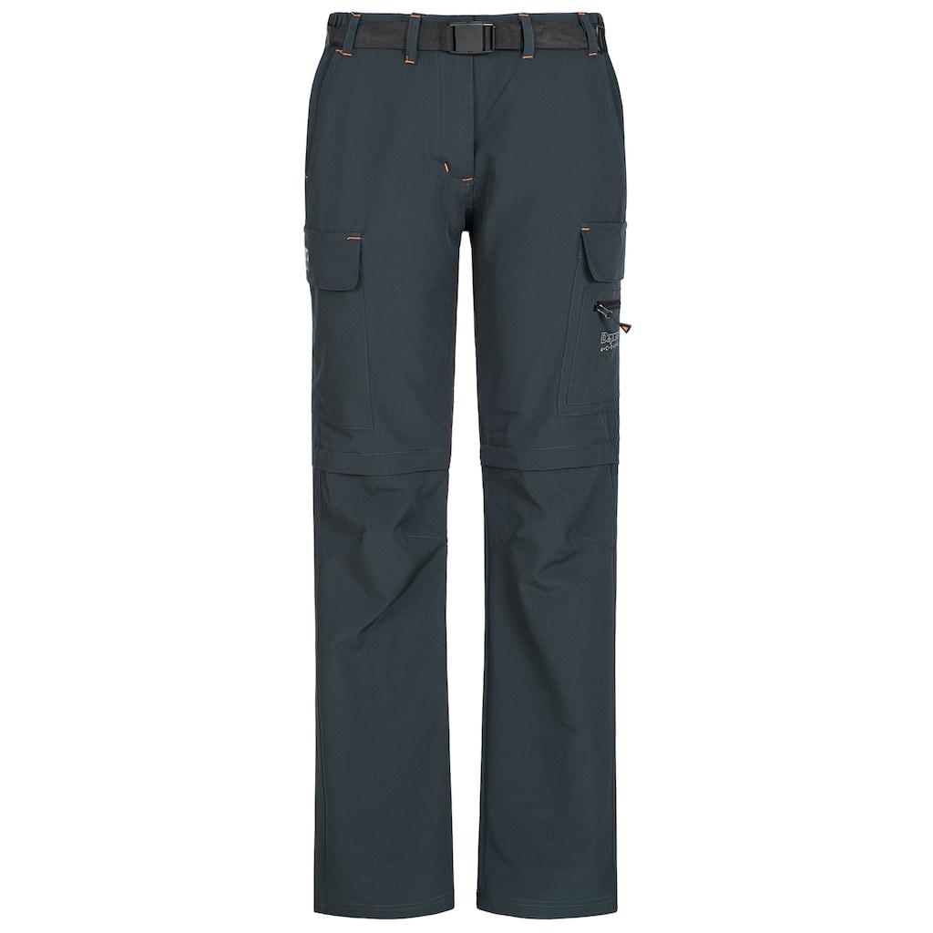 DEPROC Active Outdoorhose »KENORA Full Stretch Zip-Off«, auch in Großen Größen erhältlich