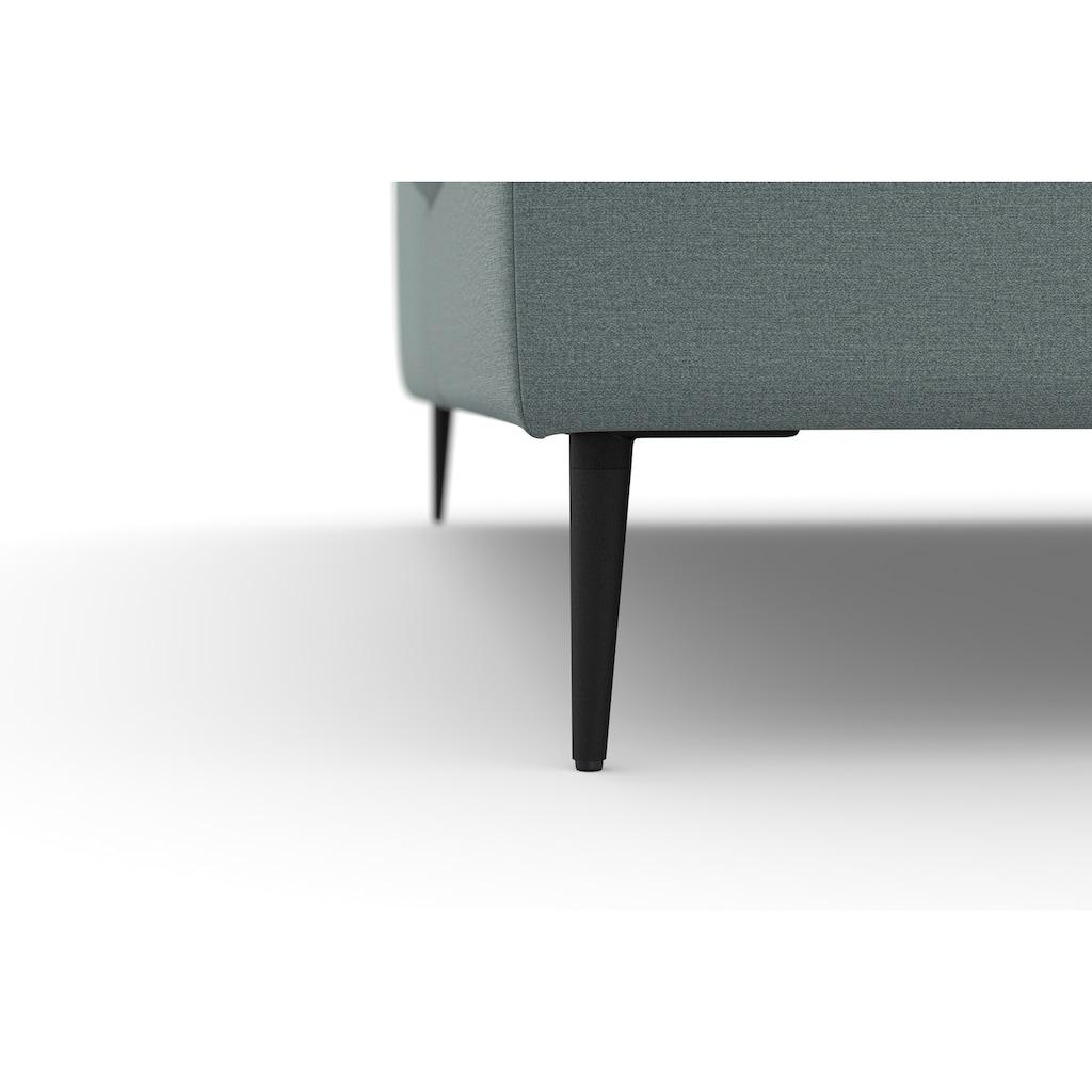 DOMO collection Wohnlandschaft »Modica«, XXL, in moderner Optik mit, 2 großzügigen Recamieren, frei im Raum stellbar