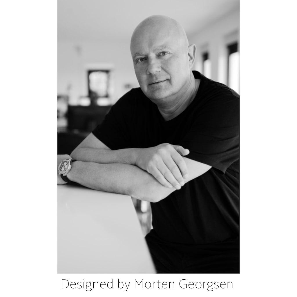 andas Esszimmerstuhl »Aila«, Design by Morten Georgsen, Sitz und Rücken gepolstert