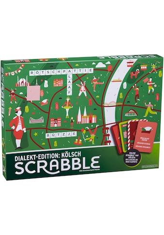 """Mattel® Spiel, """"Familienspiel  -  Scrabble Dialekt - Edition: Kölsch"""" kaufen"""