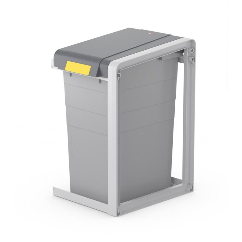 Hailo Mülltrennsystem »ProfiLine Öko XL,Erweiterungseinheit,38l«
