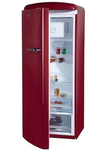 GORENJE Kühlschrank, ORB153R-L, 154 cm hoch, 60 cm breit, 154 cm hoch, 60 cm breit kaufen