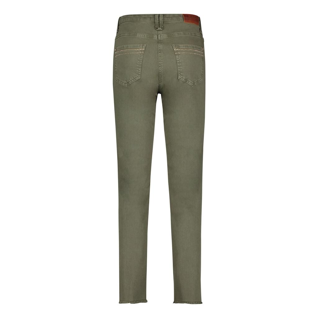 Betty Barclay 5-Pocket-Hose »mit offenem Saum«