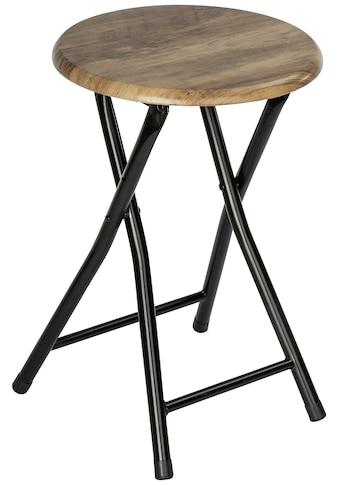 WENKO Sitzhocker »Forio«, BxTxH: 30x30x46 cm kaufen