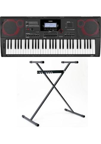 CASIO Keyboard »CT-X5000«, inklusive Keyboardstativ kaufen