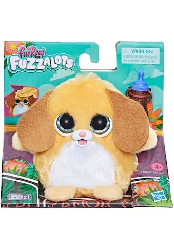 Hasbro Plüschfigur »furReal Fuzzalots Hund« kaufen