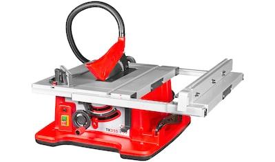 HOLZMANN - MASCHINEN Tischkreissäge »TK255_230V«, 2200 W kaufen