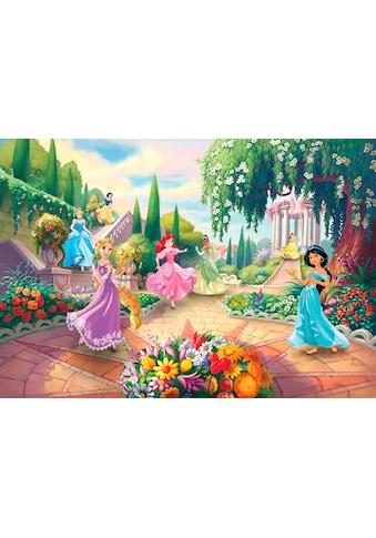 Komar Fototapete »Princess Park«, bedruckt-Comic, ausgezeichnet lichtbeständig kaufen