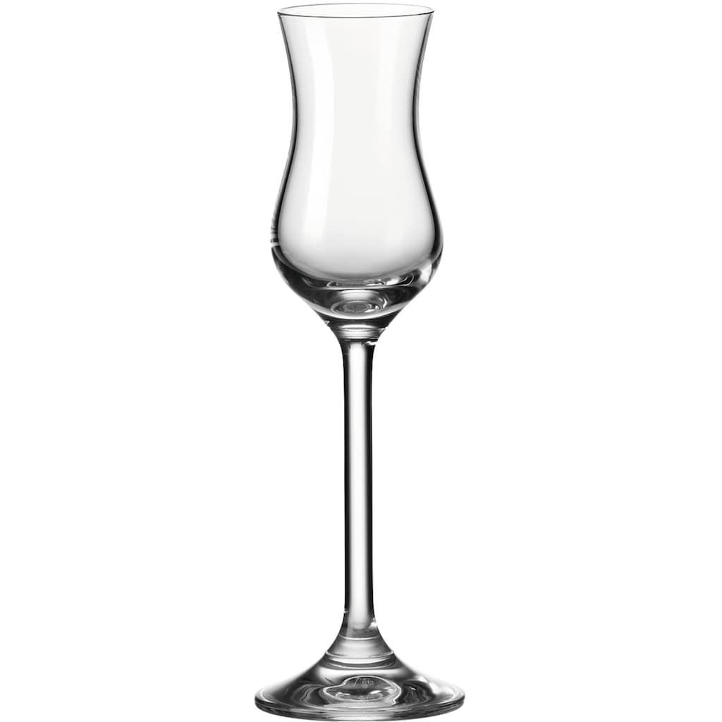 LEONARDO Grappaglas »Daily«, (Set, 6 tlg.), 100 ml, 6-teilig