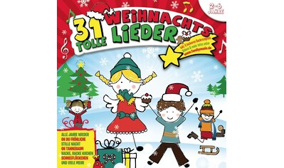 Musik - CD 31 Tolle Weihnachtslieder / Phil,Ina & Die Kita - Kinder, (1 CD) kaufen