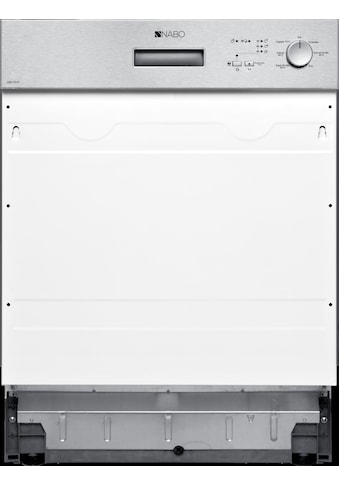 NABO teilintegrierbarer Geschirrspüler, GSI 1211, 12 l, 12 Maßgedecke kaufen