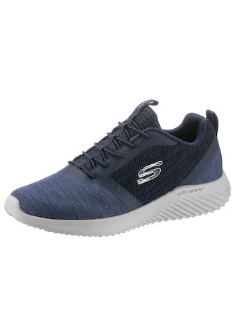 Skechers Slip-On Sneaker »BOUNDER«, mit leichter Laufsohle kaufen