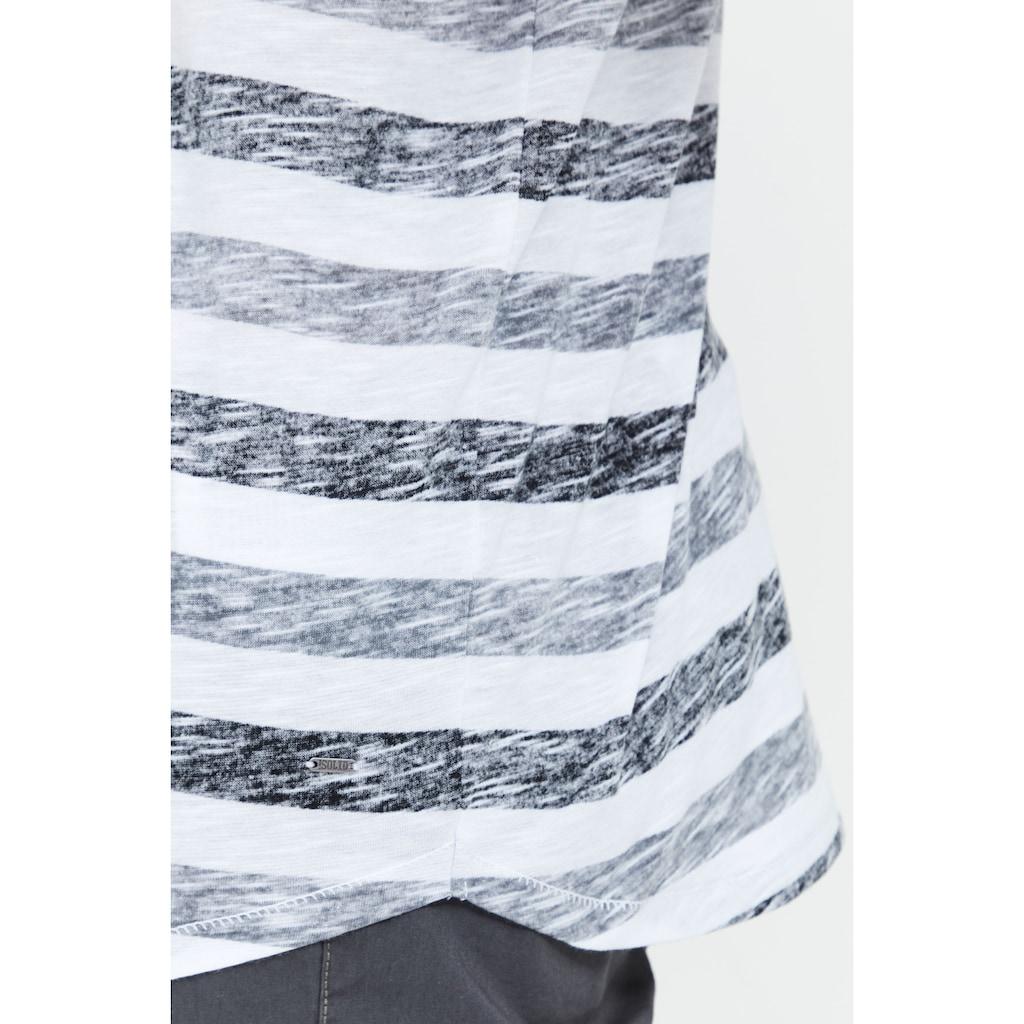 Solid Tanktop »Mende«, Ärmelloses Shirt mit Streifen