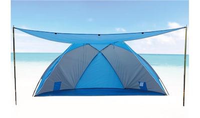 EXPLORER Strandmuschel »Strandmuschel mit Sonnendach« kaufen