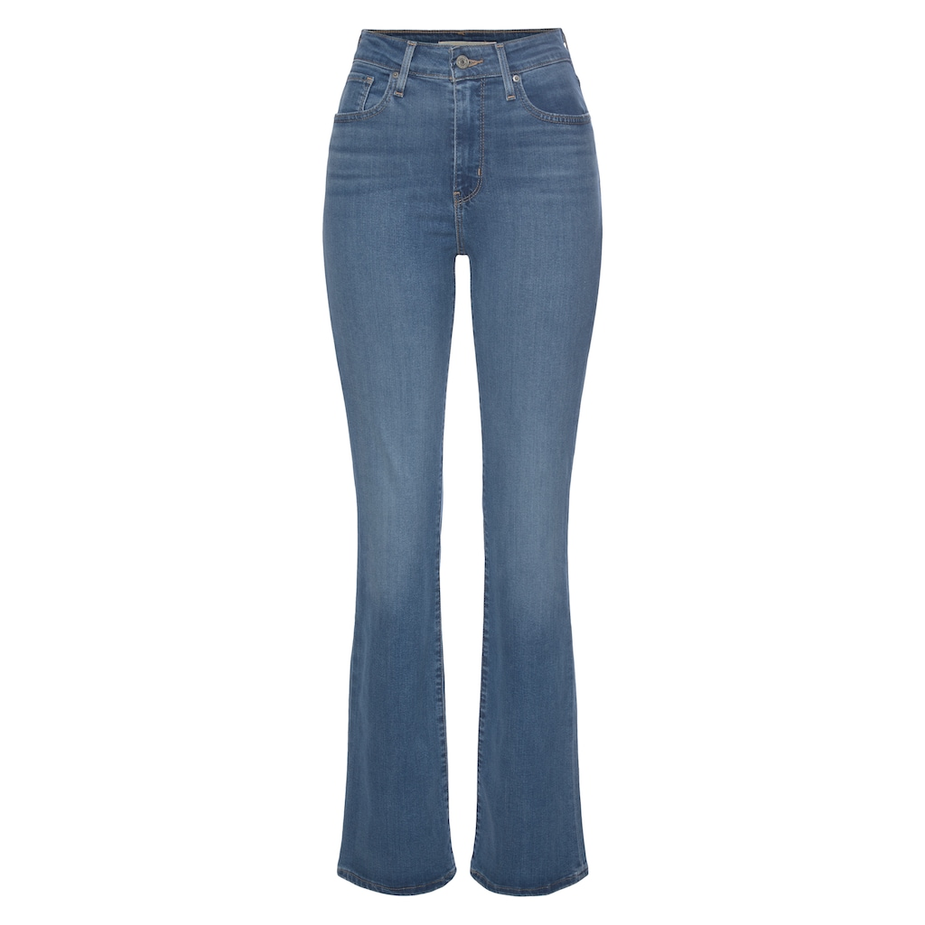 Levi's® Bootcut-Jeans »725 High-Rise Bootcut«