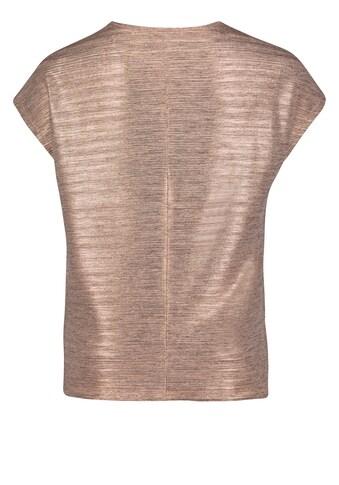 Betty Barclay Rundhalsshirt »mit Glanzeffekt« kaufen