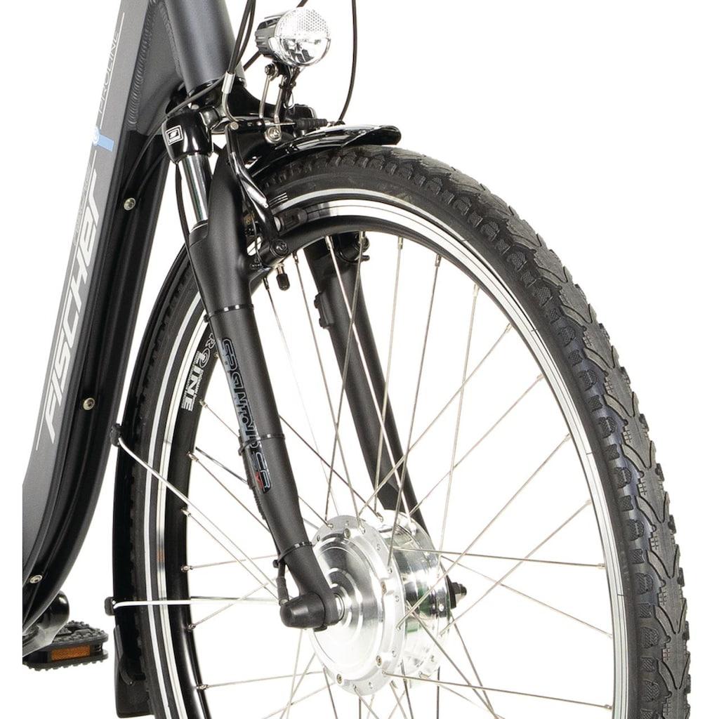 FISCHER Fahrräder E-Bike »ECU 1401«, 7 Gang, Shimano, Nexus, Frontmotor 250 W