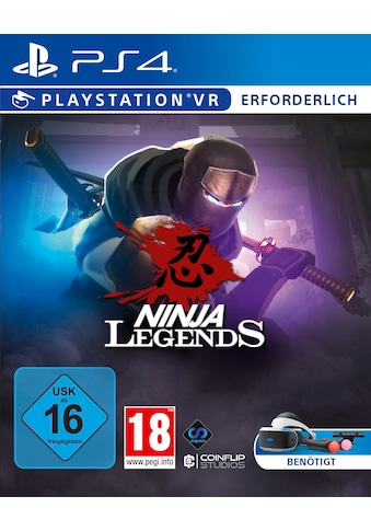 Ninja Legends (VR) PlayStation 4 kaufen