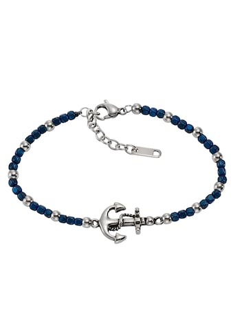 Firetti Armband »Anker, in Fantasiekettengliederung, Glanz«, mit Hämatit kaufen