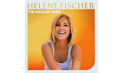 Musik - CD ENGLISH ONES, THE / Fischer,Helene, (1 CD) kaufen