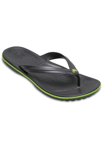 Crocs Zehentrenner »Crocband Flip« kaufen