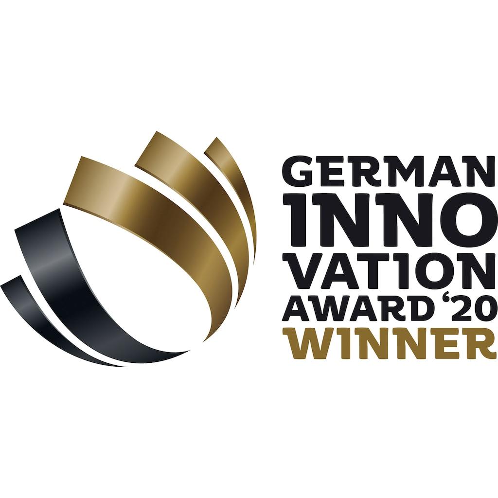 Müller SMALL LIVING Bettgestell »NAIT«, mit Kopfteil, ausgezeichnet mit dem German Innovation Award 2020