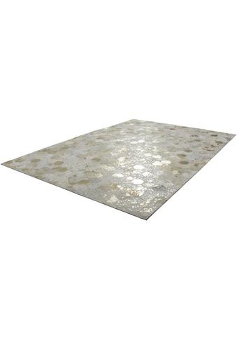calo-deluxe Fellteppich »Scarllet 210«, rechteckig, 8 mm Höhe, echtes Rinderfell,... kaufen