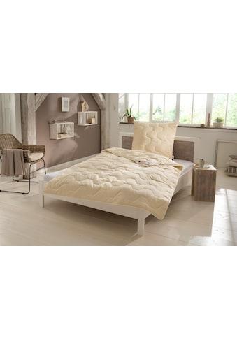 my home Naturfaserbettdecke »Baumwolle 60 °C«, leicht, (1 St.), natürlich gut schlafen... kaufen