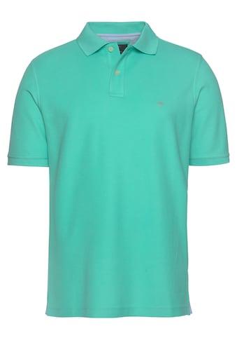 FYNCH-HATTON Poloshirt »SUPIMA COTTON«, unifarben kaufen