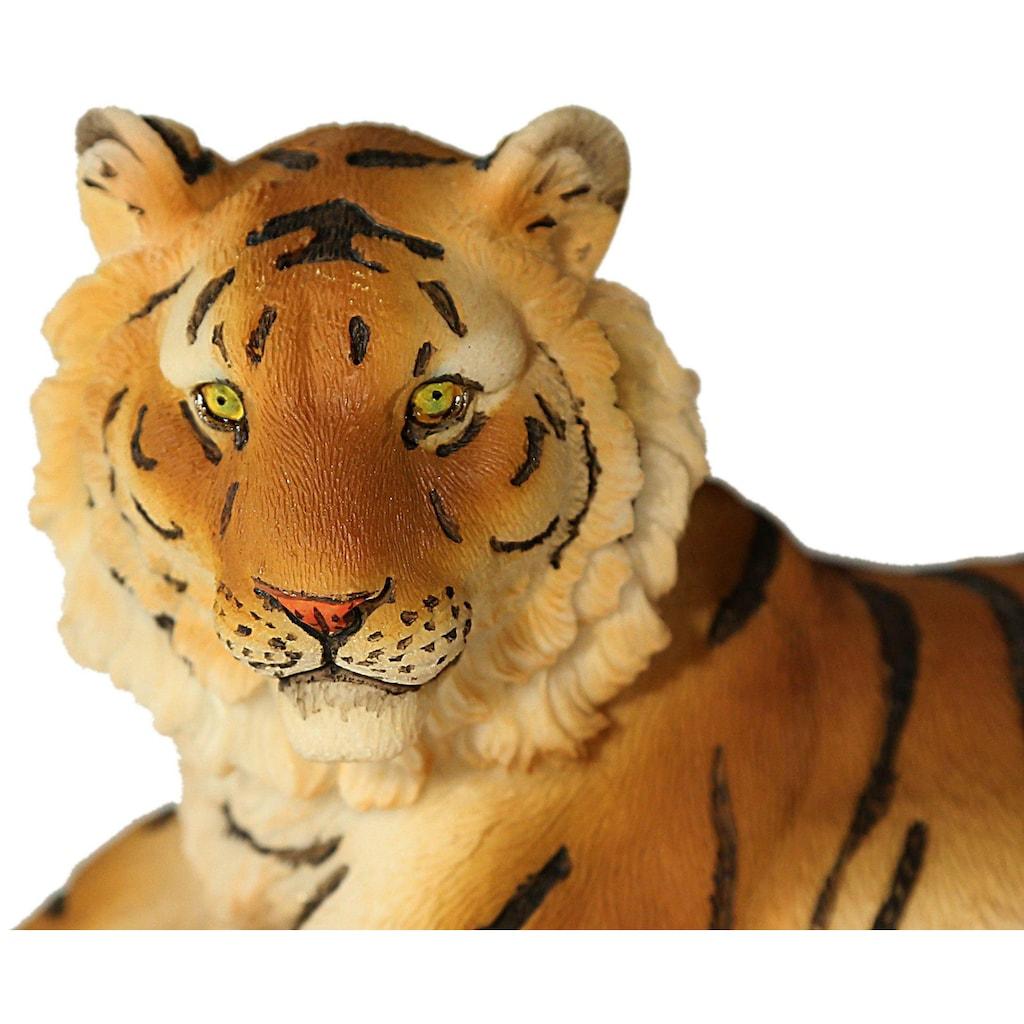 Casa Collection by Jänig Tierfigur »Tiger liegend«, Breite 21,5 cm