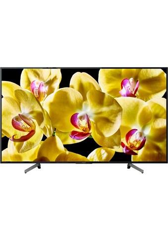 Sony KD65XG8096BAEP LED - Fernseher (164 cm / (65 Zoll), 4K Ultra HD, Smart - TV kaufen