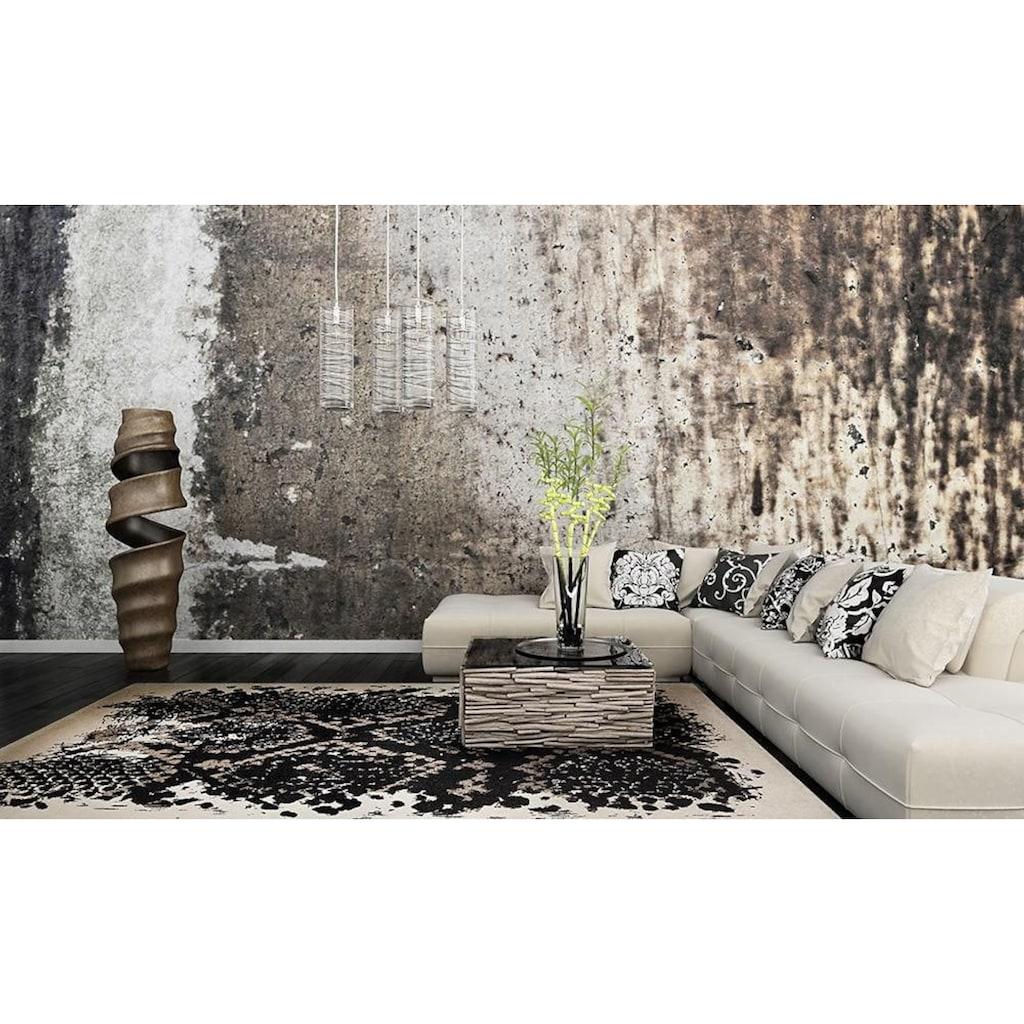 Wecon home Teppich »Phyton«, rechteckig, 8 mm Höhe, Wohnzimmer