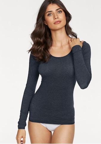 Schiesser Langarmshirt »Personal Fit« kaufen