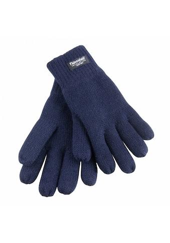 Result Strickhandschuhe »Junior Kinder Thermo Handschuhe, gefüttert (3M 40g) (2... kaufen