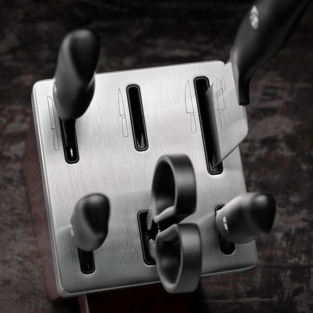 Zwilling Messerblock »Life«, 7 tlg., selbstschärfend