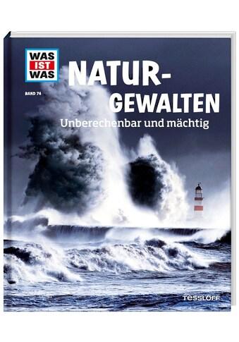 Buch »WAS IST WAS Band 74 Naturgewalten. Unberechenbar und mächtig / Dr. Manfred Baur« kaufen